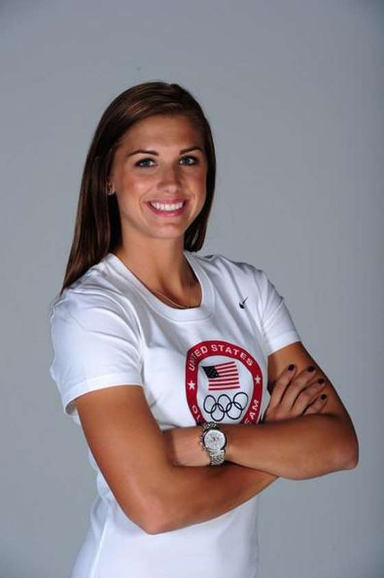 Alex+Morgan+olympics+soccer