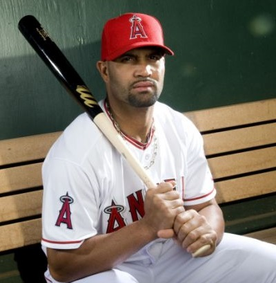 Albert+Pujols+2013+Los+Angeles+Angels+MLB