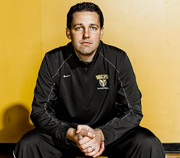 11/12/2012. Coach Bryce Drew Credit: Photograph by Roy Ritchie