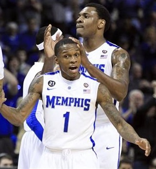 Joe+Jackson+Memphis+Tigers