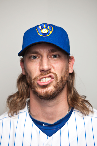 John+Axford+Milwaukee+Brewers+Mustache+Funny