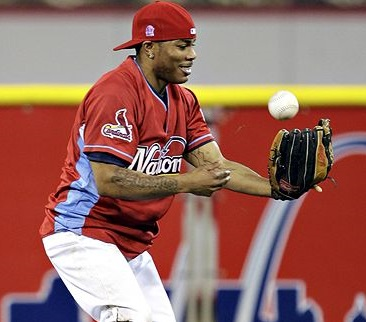 Nelly+St+Louis+Cardinals+Hat
