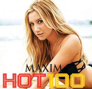 Ashley-Tisdale-Maxim-Hot-100