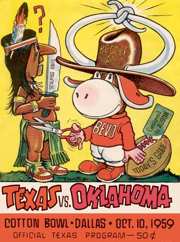 1959_Texas_vs_Oklahoma_Red_River_Rivalry
