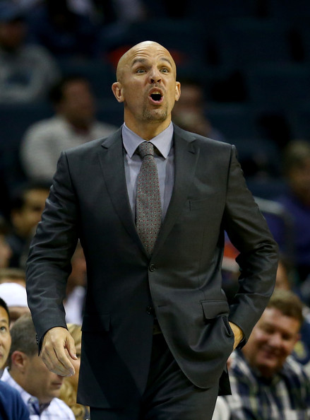 Jason Kidd Brooklyn Nets Coach