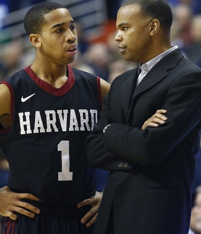 Harvard Crimson 2014 NCAA Tournament Tommy Amaker