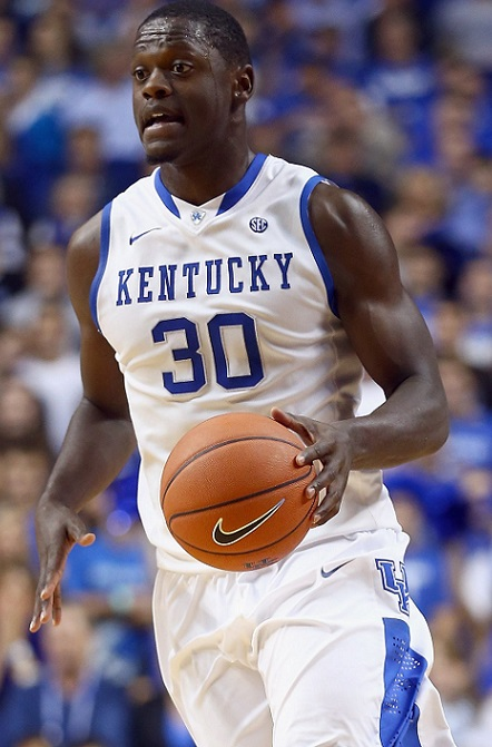 Julius Randle Kentucky Wildcats 2014 NCAA Tournament