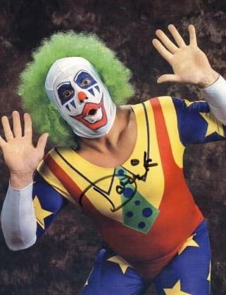 Doink The Clown Dead Wrestler WWF WWE