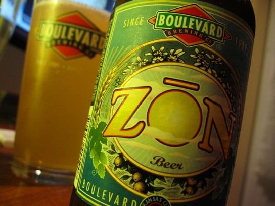Boulevard ZON 2014 Best Summer Beers