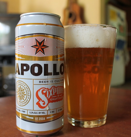 Sixpoint Apollo 2014 Best Summer Beers