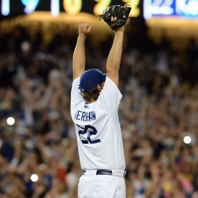 clayton kershaw no-hitter los angeles dodgers colorado rockies mlb