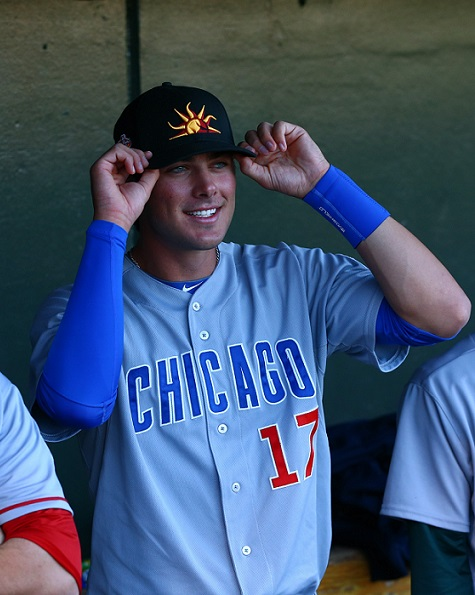 Kris Bryant Chicago Cubs Top MLB Prospects