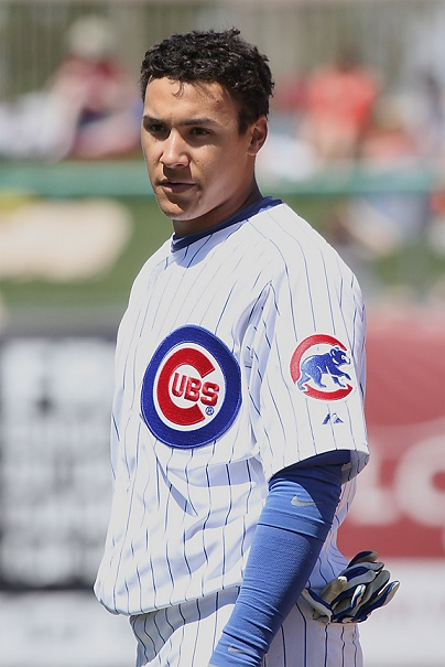 Javier Baez Chicago Cubs 2015 MLB Fantasy Baseball