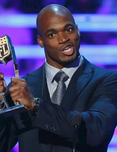 Adrian Peterson stupid funny NFL Minnesota Vikings suspended