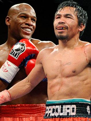 Floyd Mayweather Manny Pacquiao May 2nd HBO Dallas Boxing PPV