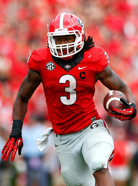 Todd Gurley 2015 NFL Draft Indianapolis Colts Georgia Bulldogs