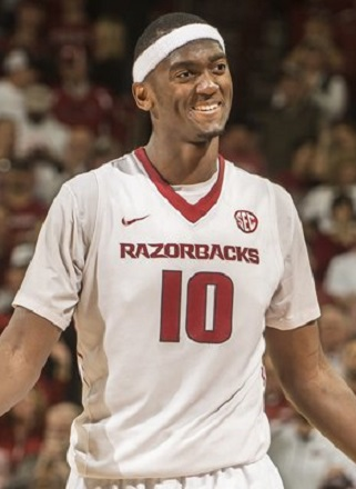 2015 NCAA Tournament Arkansas Razorbacks Wofford Bobby Portis March Madness picks bracket