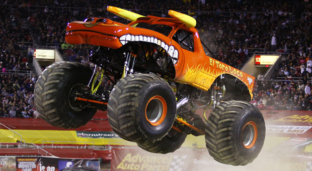 El toro loco monster truck monster jam