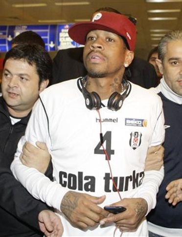 Turkey_Iverson_Basketball casino