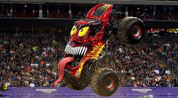 el diablo monster truck monster jam