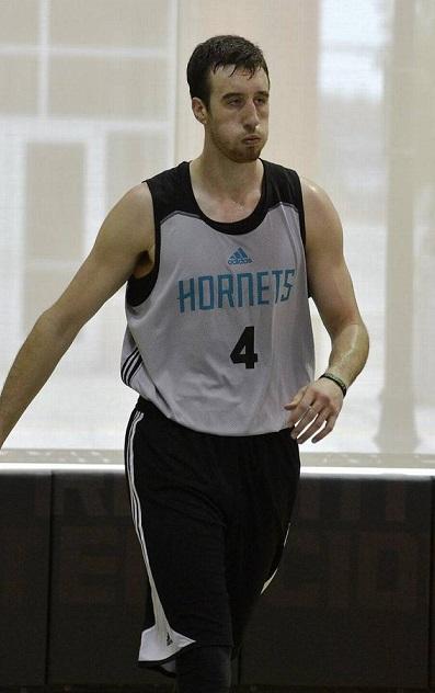 Frank Kaminsky Orlando Summer League roster NBA Charlotte Hornets