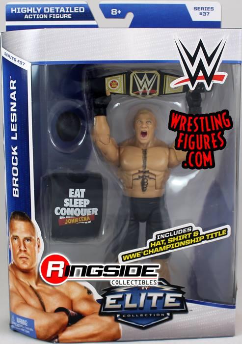 Elite 37 Brock Lesnar Summerslam Mattel WWE toys