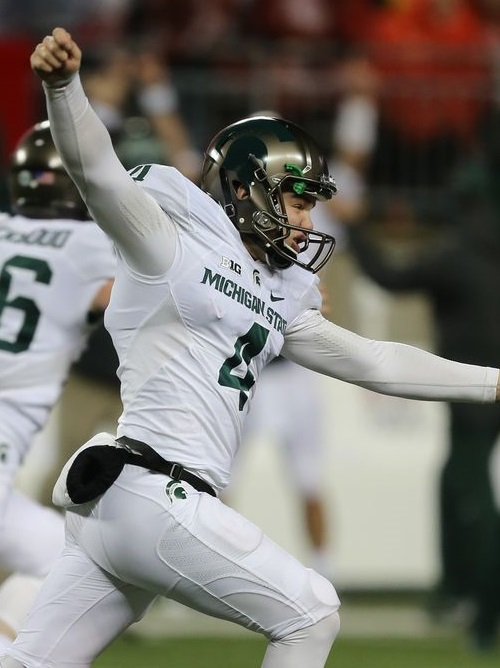 michigan state kicker ohio state america's white boy college football picks against the spread 2015