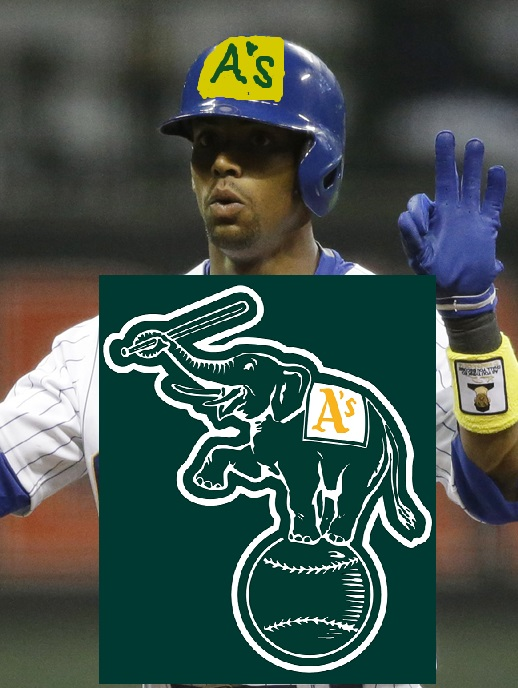Khris Davis oakland a's 2016 mlb season preview america's white boy