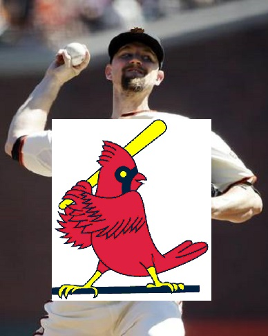 Mike Leake St Louis Cardinals 2016 mlb season preview america's white boy