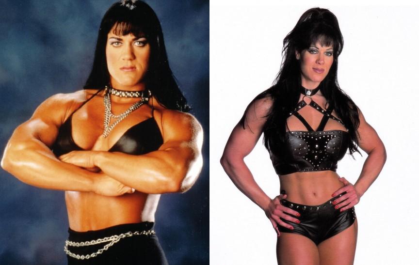chyna body transformation wwe wrestler wwf