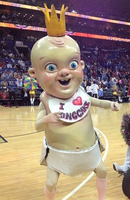 King Cake Baby NBA All Star Game 2017 betting odds