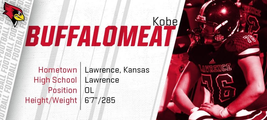 Kobe Buffalomeat Illinois State All-Name Team college football ncaa