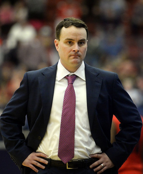 2017 Archie Miller Dayton Flyers NCAA Tournament March Madness