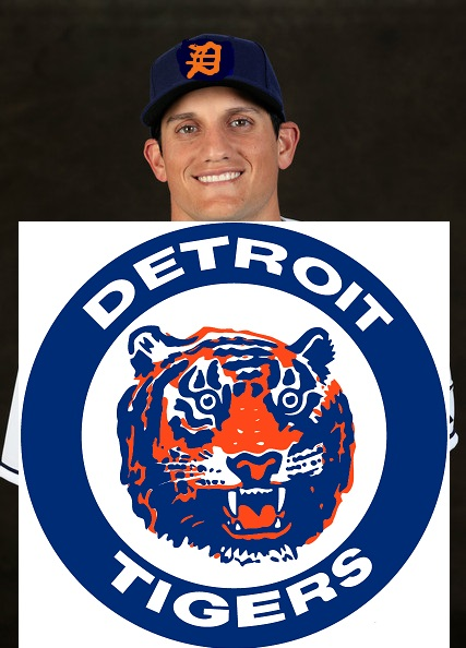2017 MLB Season Team Detroit Tigers Mikie Mahtook funny