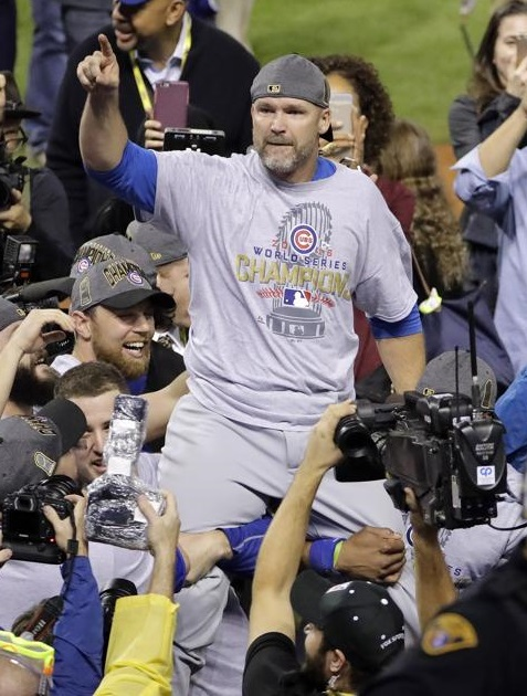 2017 MLB Season Team Preview Chicago Cubs David Ross World Series