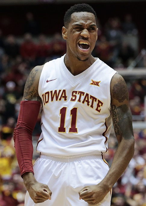 2017-Monte-Morris-Iowa-State-Cyclones-NCAA-Tournament-March-Madness