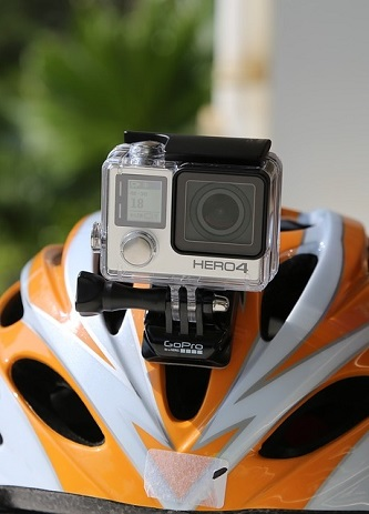 Riding Helmet Gopro