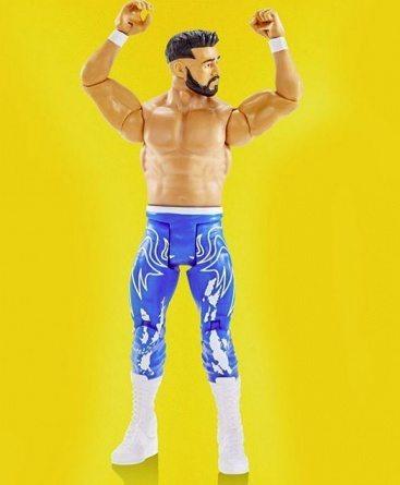 WWE NXT Basic Series 1 Andrade Cien Almas Target Exclusive