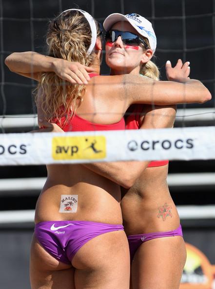 April+Ross+Jen+Kessy+USA+Beach+Volleyball+Olympics+Team