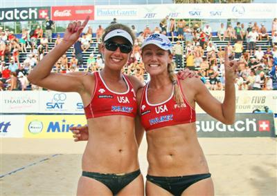 April+Ross+Jen+Kessy+United+States+Beach+Volleyball