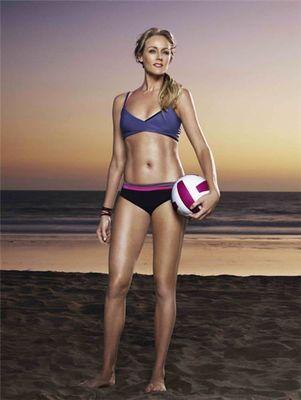 Jennifer+Kessy+Beach+Volleyball+Olympics+Hot