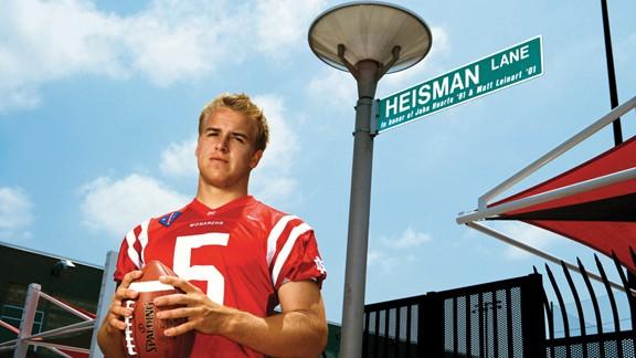 Matt+Barkley+Heisman+USC