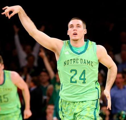 Notre+Dame+Highlighter+Green+Jersey