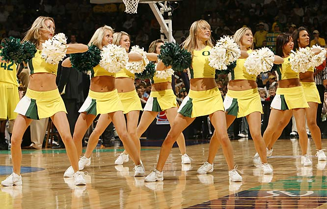 Oregon+Cheerleaders+Basketball+4 | America's White Boy