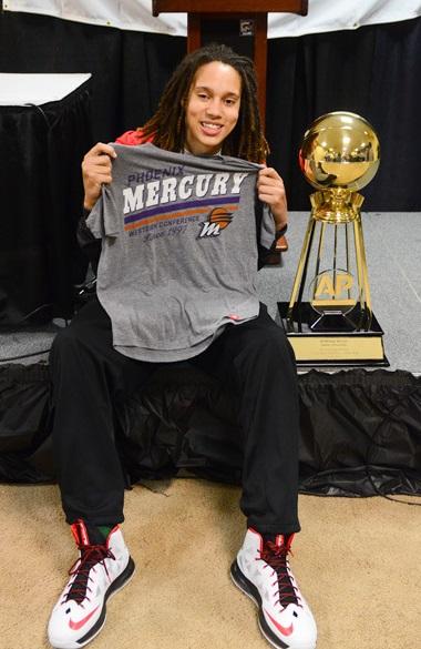 Brittney+Griner+WNBA+Phoenix+Mercury