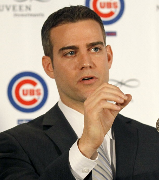 Theo-Epstein-Chicago-Cubs-Manager