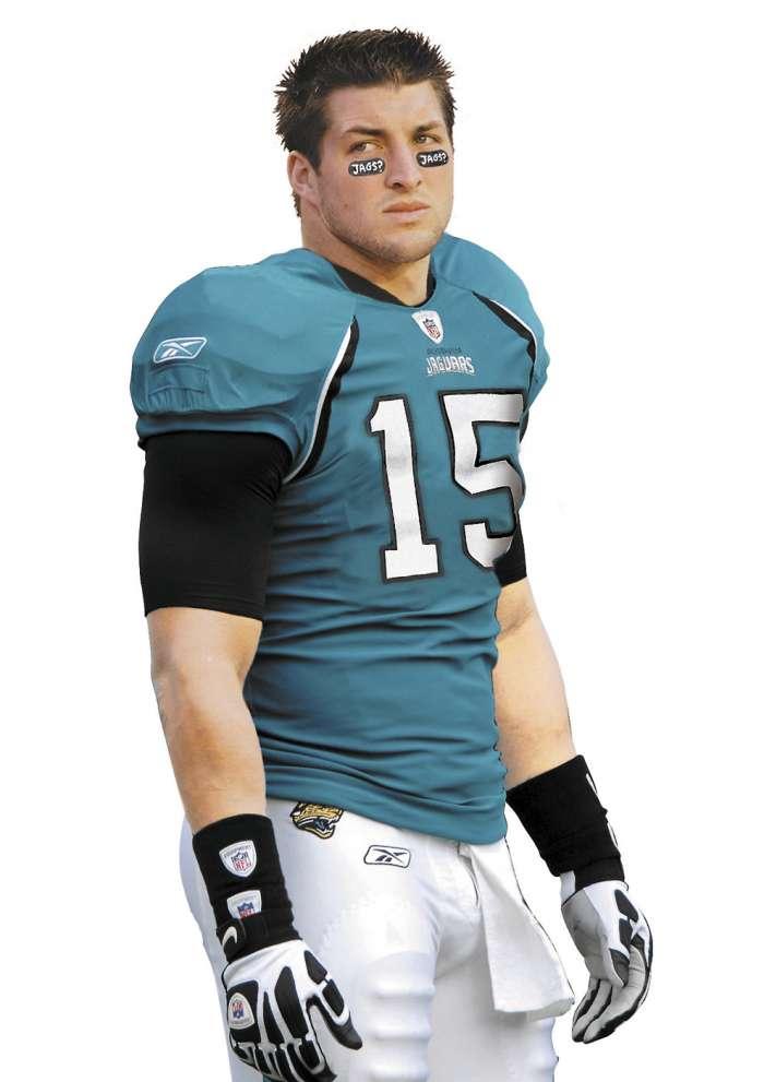 Tim Tebow Jacksonville Jaguars
