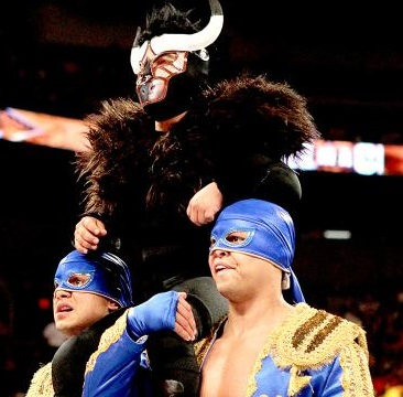 El Torito Los Matadores WWE
