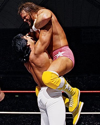 Macho Man Ricky Steamboat Wrestlemania 3 WWE Network WWF