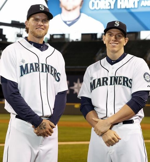 Corey Hart Logan Morrison Seattle Mariners 2014 MLB Team Preview